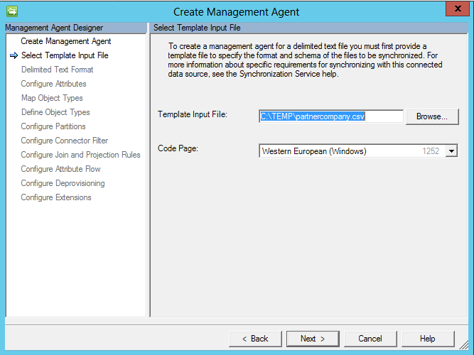 How to extend FIM GALSync solution with additional contact sources